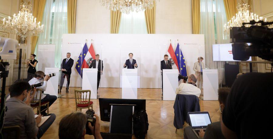 Bundeskanzleramt der Republik Österreich - Startseite