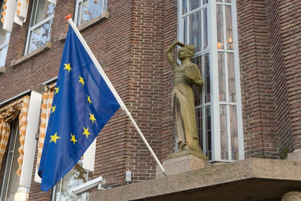 The capitals of the EU; The Hague