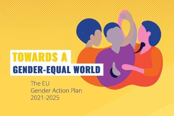 EU Gender Aktionsplan 2021 bis 2025 Teaserbild