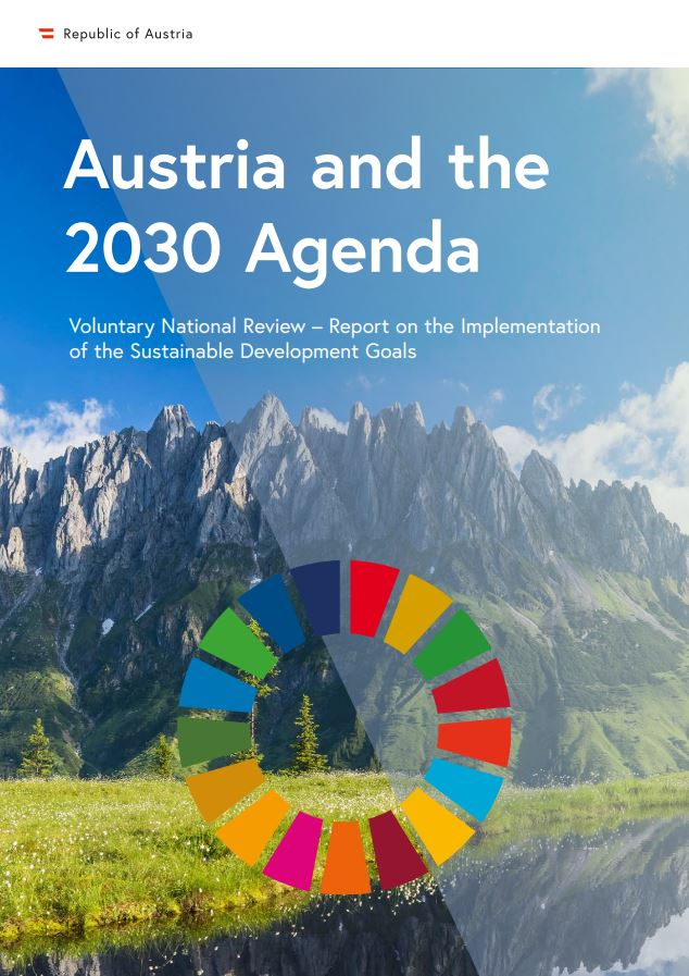 Austria and the 2030 Agenda Coverbild