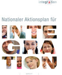 Cover Nationaler Aktionsplan für Integration